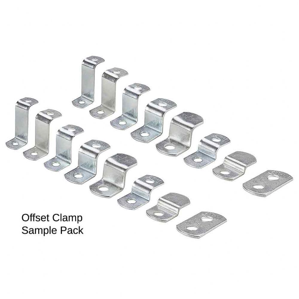 Canvas Offset Clamp Sample Pack